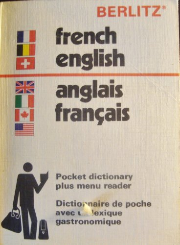 9780029643204: Berlitz French-English, English-French Pocket Dictionary