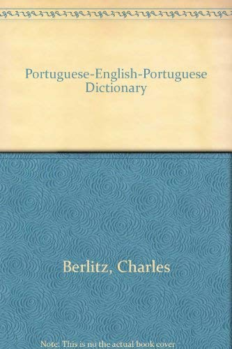 9780029644409: Portuguese-English-Portuguese Dictionary