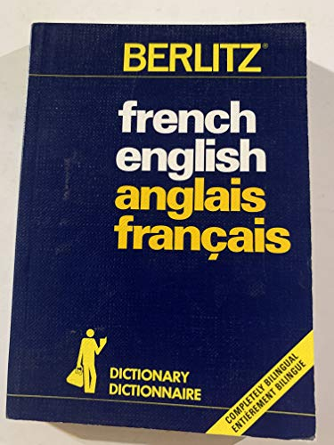 French-English-French Dictionary Revised Edition: Dictionnaire Francais-Anglais Anglais-Francais: Charles Berlitz, Editions