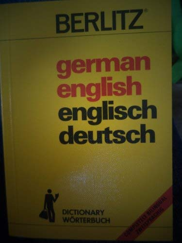9780029645307: German-English-German Dictionary Revised Edition