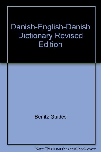 9780029645505: Danish-English-Danish Dictionary Revised Edition