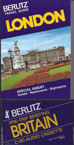 9780029647301: London Pre-Trip Briefing Britain (Berlitz Travel Guide)