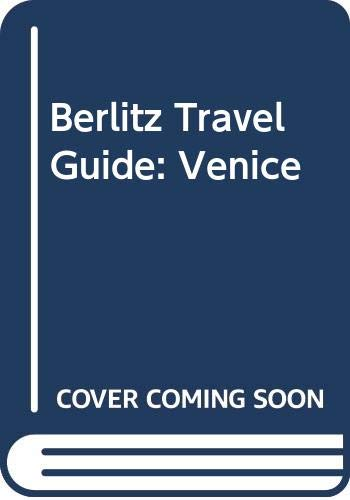 9780029659809: Berlitz Travel Guide: Venice