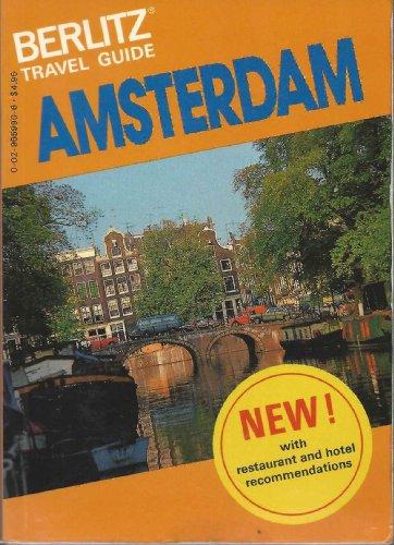 9780029659908: Berlitz Travel Guide: Amsterdam