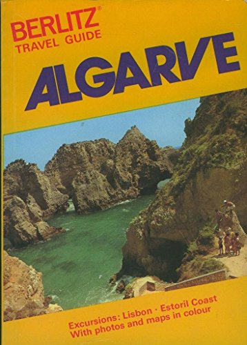 9780029690000: Algarve Travel Guide English Edition