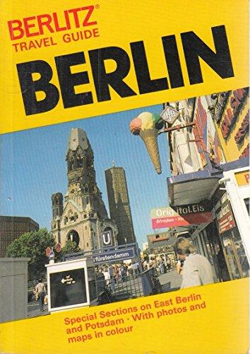 9780029690406: Berlin (Berlitz travel guide)
