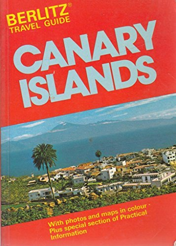 9780029690604: Berlitz Guide to the Canary Islands (Berlitz Travel Guide)