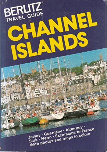9780029690901: Channel Islands Travel Guide (Berlitz Pocket Travel Guides)