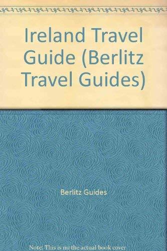 9780029691908: Ireland Travel Guide (Berlitz Travel Guides)