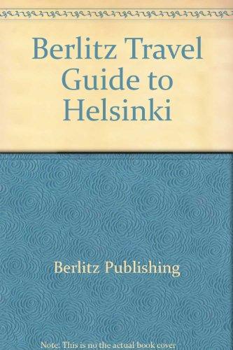 9780029692301: Berlitz Travel Guide to Helsinki