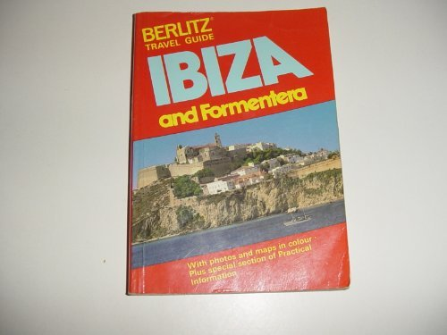 9780029692400: Berlitz Guide to Ibiza and Formentera