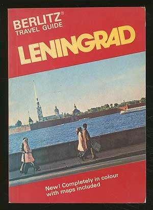 9780029693001: Berlitz Travel Guide to Leningrad