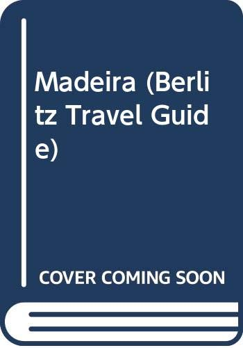 9780029693308: Madeira (Berlitz Travel Guide)