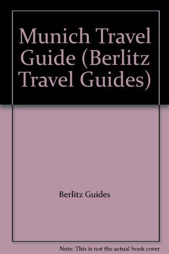 9780029693902: Munich Travel Guide (Berlitz Travel Guides)
