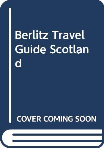 9780029694909: Berlitz Travel Guide Scotland