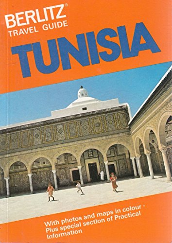 9780029695500: Tunisia Travel Guide