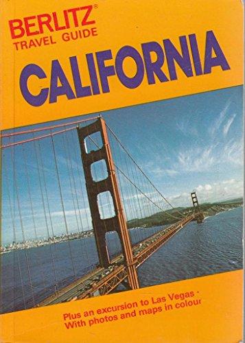 9780029697504: California Travel Guide