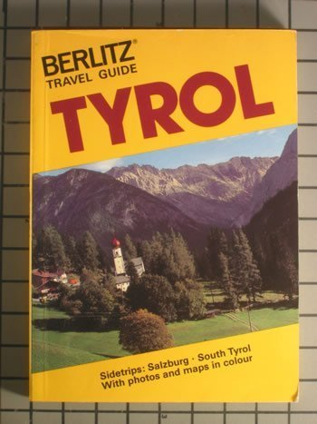 9780029699201: Tyrol Travel Guide (Berlitz travel guide)
