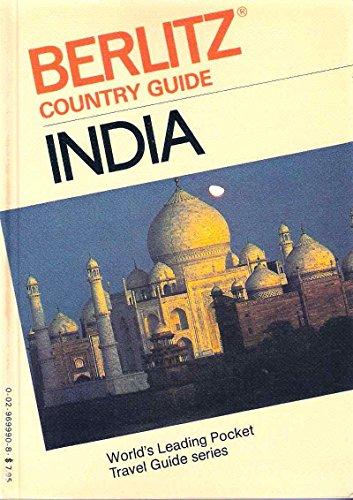 India (Berlitz country guide): BERLITZ PUBLISHING