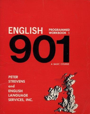 9780029715703: English 901: Workbook Bk. 1: A Basic Course