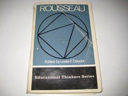 9780029725801: Rousseau (Education Thinkers)