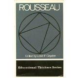9780029725900: Rousseau (Education Thinkers)
