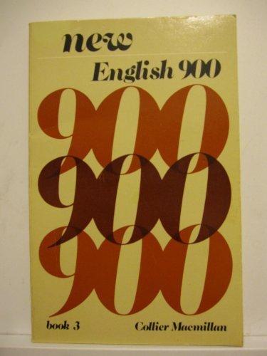 9780029743805: New English 900: Bk. 1 (Collier Macmillan English program)