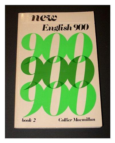 9780029743904: New English 900: Bk. 2 (Collier Macmillan English program)