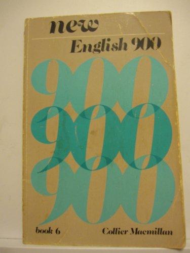 9780029744307: New English 900: Bk. 6 (Collier Macmillan English Program)