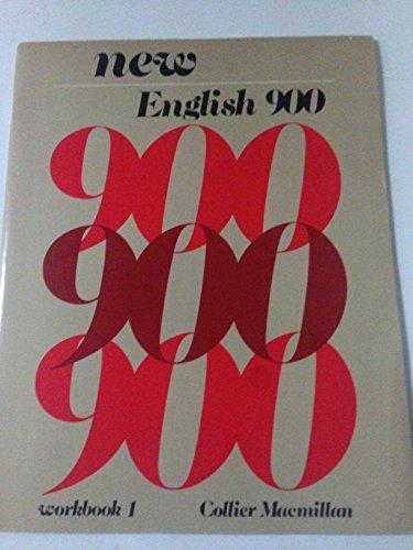 9780029744406: New English 900: Workbook 1: Workbook (Collier Macmillan English Program)