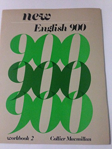 9780029744505: New English 900: Workbk Bk. 2 (Collier Macmillan English Program)