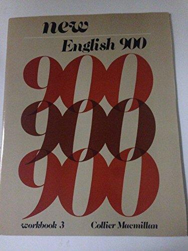 9780029744703: New English 900: Workbook 3 (Collier Macmillan English Program)