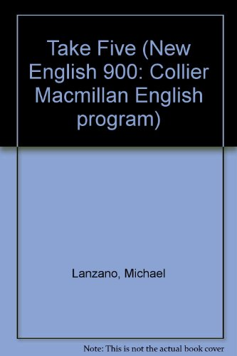 9780029745601: Take Five (New English 900: Collier Macmillan English program)