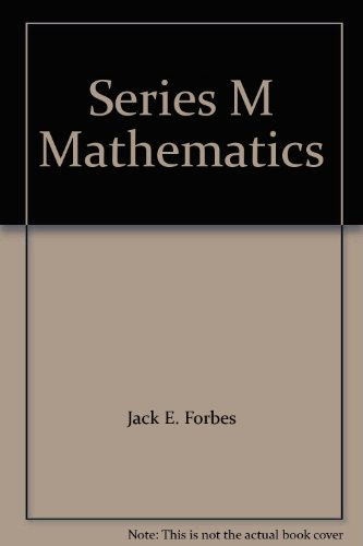9780029768808: Series M Mathematics