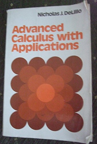 9780029775301: Advanced calculus with applications