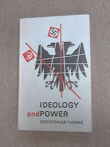 9780029778500: Ideology and Power: Studies in Major Ideas and Events of the Twentieth Century