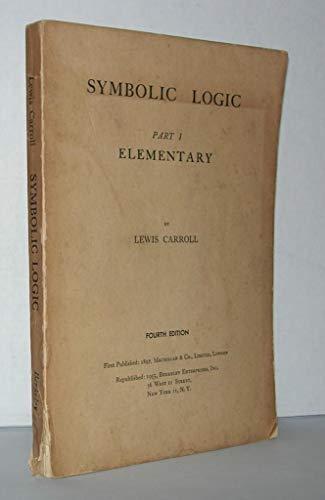 9780029787403: Symbolic Logic