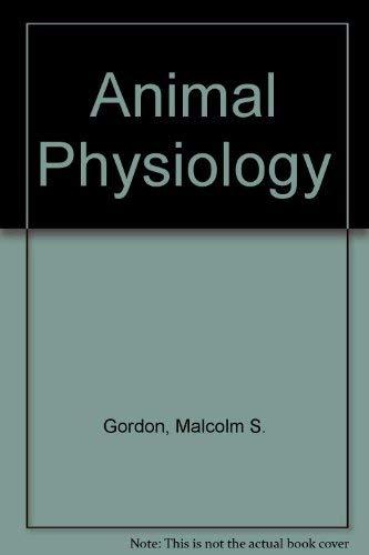 9780029789407: Animal Physiology