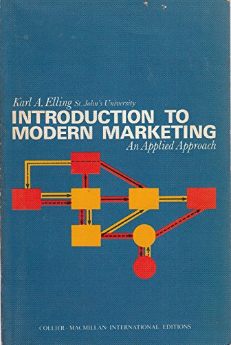 9780029789506: Introduction to Modern Marketing