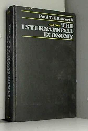 9780029789704: International Economy