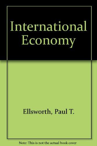 9780029791004: International Economy