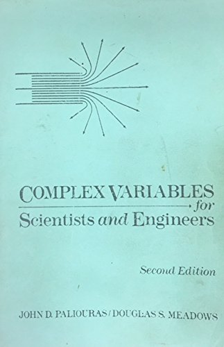 9780029795200: Complex Variables for Scientists and Engineers