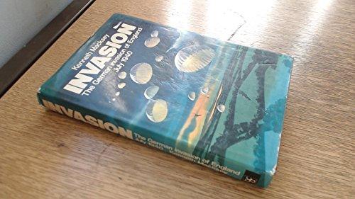 9780029902905: Invasion the German Invasion of England