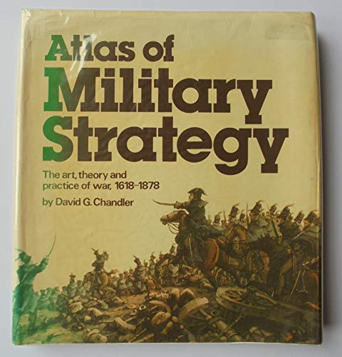 9780029903001: Atlas of Military Strategy