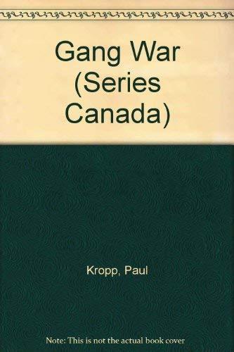 9780029976203: GANG WAR (Series Canada)