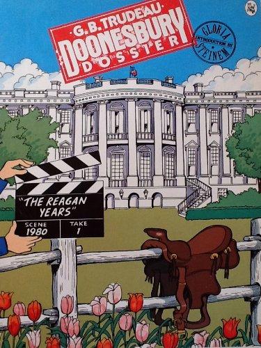 9780030000720: Doonesbury Dossier: The Reagan Years