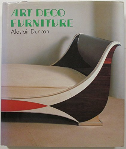 9780030000997: Art Deco Furniture