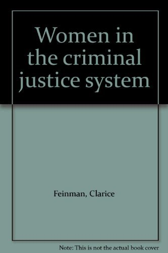 9780030001628: Women in the criminal justice system