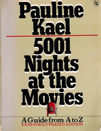 9780030004421: 5001 nights at the movies: A guide from A to Z