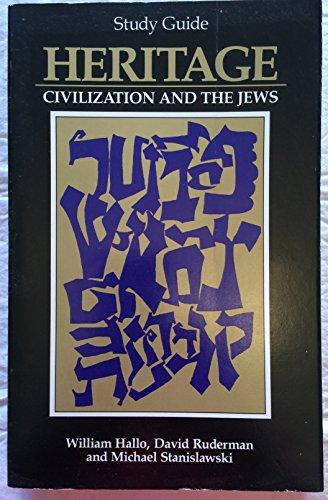 9780030004834: Heritage: Civilization and the Jews